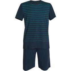 Pyjamas / Chemises de nuit Pyjama short t-shirt Hypnos bleu Men - Lisca - Modalova