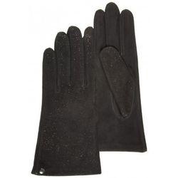 Gants Gants femme cuir velours doubles soie Noir 68628 - Isotoner - Modalova