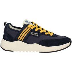 Chaussures FFIE0019T faible JAUNE MARINE - Franklin & Marshall - Modalova