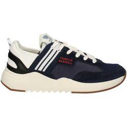 Chaussures FFIE0020T faible BLANC MARINE - Franklin & Marshall - Modalova