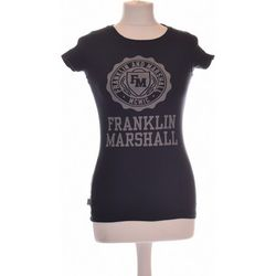 Blouses Top Manches Courtes 34 - T0 - Xs - Franklin & Marshall - Modalova