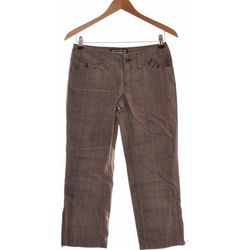 Pantalon Pantacourt 36 - T1 - S - Franklin & Marshall - Modalova