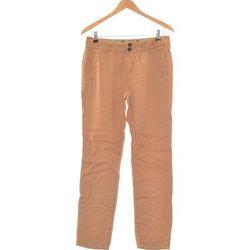 Chinots Pantalon Droit 36 - T1 - S - Pull And Bear - Modalova