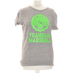 Blouses Top Manches Courtes 36 - T1 - S - Franklin & Marshall - Modalova