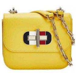 Sac à main Petit sac à main bandoulière jaune - Tommy Hilfiger - Modalova