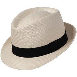 Chapeau Trilby panama véritable pliable T56 - Chapeau-Tendance - Modalova