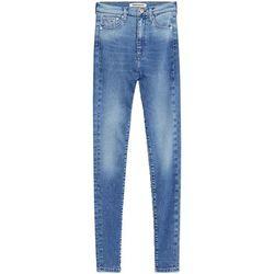 Jeans Jean Super Skinny taille haute r - Tommy Jeans - Modalova