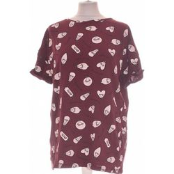 Blouses Top Manches Courtes 34 - T0 - Xs - Pull And Bear - Modalova