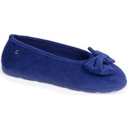 Chaussons chaussons ballerine everywear bleu - Isotoner - Modalova