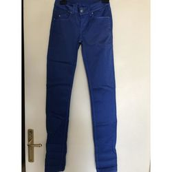 Jeans skinny Pantalon skinny bleu roi T 24 - School Rag - Modalova