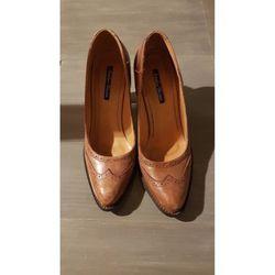 Chaussures escarpins Escarpin cuir - Atelier Voisin - Modalova