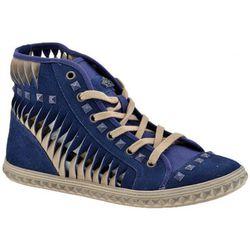 Chaussures Sneaker Mid Bulloni Baskets montantes - Fornarina - Modalova