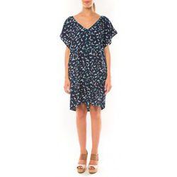 Robe Robe It Hippie K536-1 Bleu/Blanc - Dress Code - Modalova