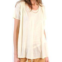 T-shirt TOP BEL20E11 NATUREL - American Vintage - Modalova