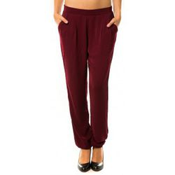 Jogging Pantalon R9771 Bordeaux - Dress Code - Modalova
