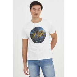 T-shirt manches courtes - Blend - Modalova