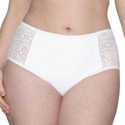 Promo : Shorty de bain blanc - Curvy Kate Maillot - Modalova