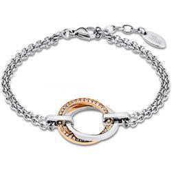 Bracelet Lotus Style Bijoux URBAN WOMAN - Bracelet URBAN WOMAN Acier - LS1780-2-2 - Modalova