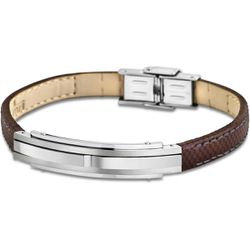 Bracelet Lotus Style Bijoux URBAN MAN - Bracelet URBAN MAN Acier - LS1809-2-1 - Modalova