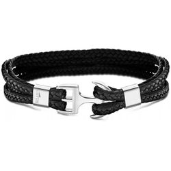 Bracelet Lotus Style Bijoux URBAN MAN - Bracelet URBAN MAN Acier - LS2006-2-1 - Modalova