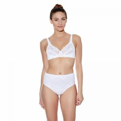 Culotte galbante blanche-Wacoal - WEPFA862-WHITE-M - Modalova
