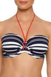 Haut de maillot de bain bandeau rembourré Pondicherry Sailor - Dessus Dessous_Affiliate - Modalova