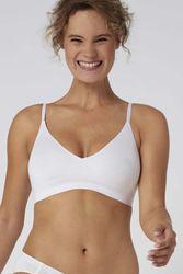 Soutien-gorge bralette Body Adapt Blanc - Dessus Dessous_Affiliate - Modalova