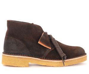 Polacco Desert Boot 221 marrone scuro - CLARKS ORIGINALS - Modalova