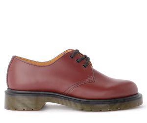 Chaussures à lacets 3 œillets en cuir - Dr. Martens - Modalova