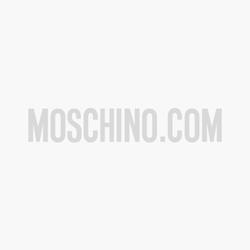 Écharpe En Laine Logo All Over - Moschino - Modalova