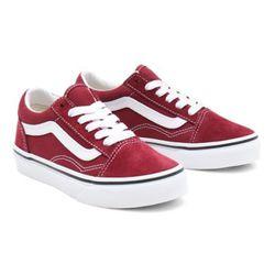 Chaussures Vans (Éthique) Rouge pour Femme   Modalova