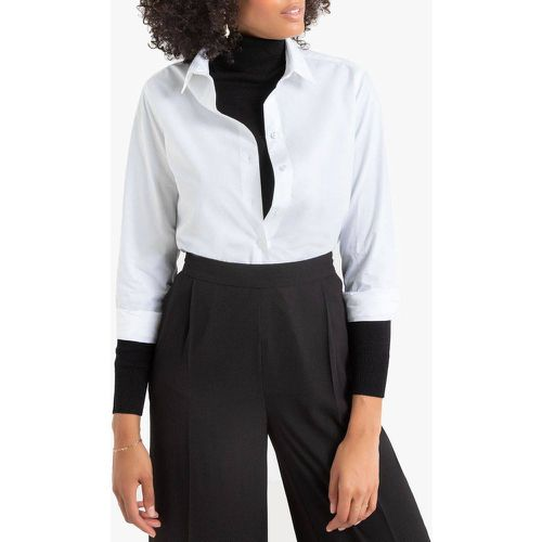 Chemise, manches longues - LA REDOUTE COLLECTIONS - Modalova