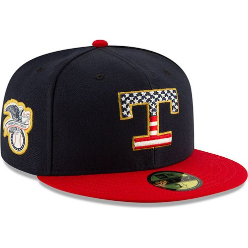 Texas Rangers Independence Day 59FIFTY - newera - Modalova