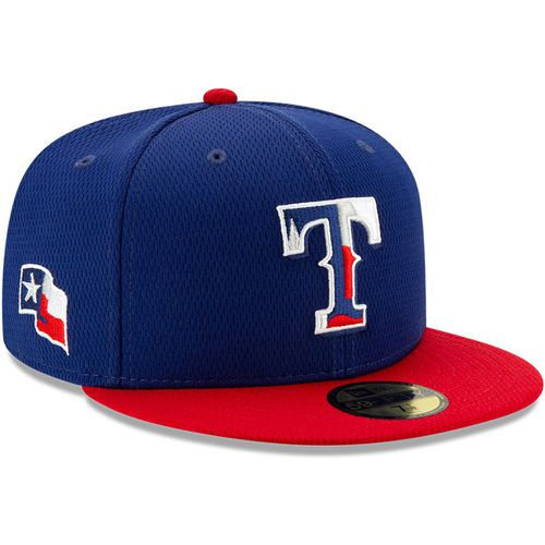 Texas Rangers Batting Practice 59FIFTY Cap - newera - Modalova